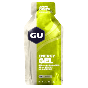 GU Gel Lemon Lime