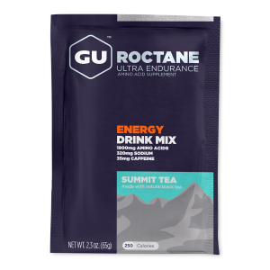 GU Roctane Energy Drink Mix Summit Tea Single Serving