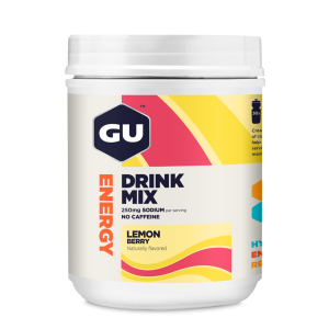 GU Drink Mix Lemon Berry