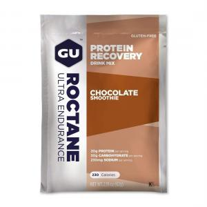 GU Recovery Drink Chocolate Smoothie Single Serving