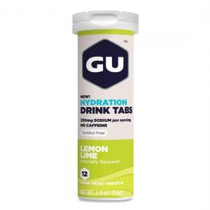 GU Hydration Tabs Lemon Lime