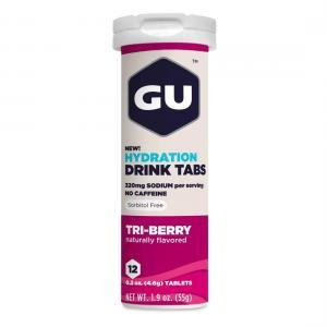GU Hydration Tabs Tri Berry